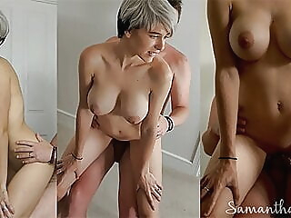 Short haired babe fucked all over the bedroom by daddy amateur blowjob hardcore